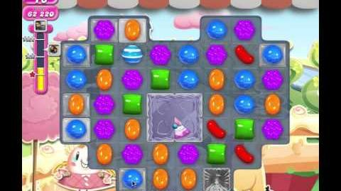 Candy Crush Saga level 869 NO BOOSTERS