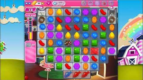 Candy Crush Saga - Level 275 - No boosters