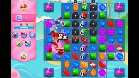 Candy Crush Saga - Level 3090 ☆☆☆