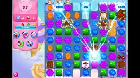 Candy Crush Saga - Level 3513 - No boosters ☆☆☆