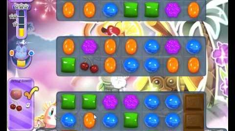 Candy Crush Saga Dreamworld Level 189 (Traumwelt)