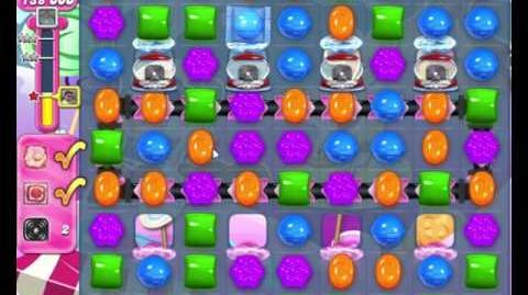 Candy Crush Saga LEVEL 2017 NO BOOSTERS (22 moves)