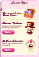 Candy Quests list2