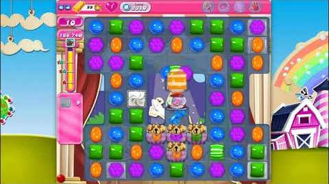 Candy Crush Saga - Level 2310 - No boosters ☆☆☆