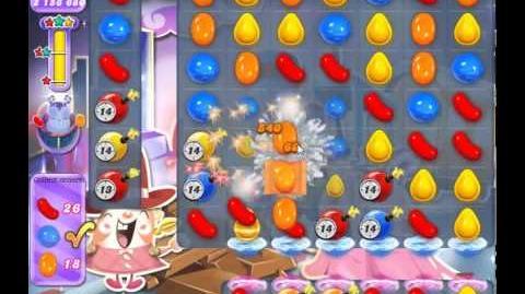 Candy Crush Saga Dreamworld Level 455 (Traumwelt)