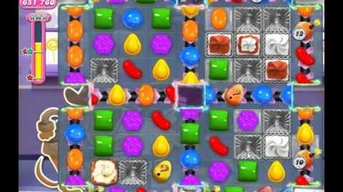 Candy Crush Saga Level 1267-0