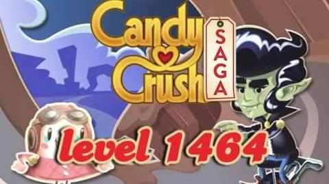 Candy Crush Saga Level 1464-0