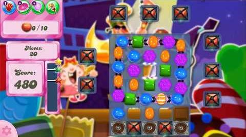 Candy Crush Saga Level 2527