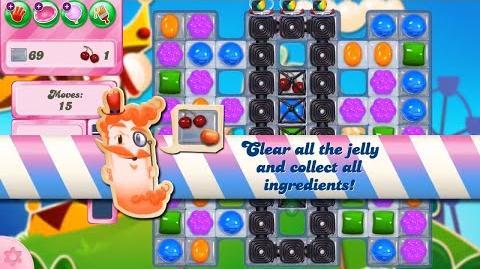 Candy Crush Saga Level 2675 NO BOOSTERS