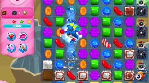 Candy Crush Saga Level 2904 NO BOOSTERS (second version)