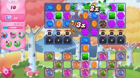 Candy Crush Saga Level 3042 NO BOOSTERS (fourth version)