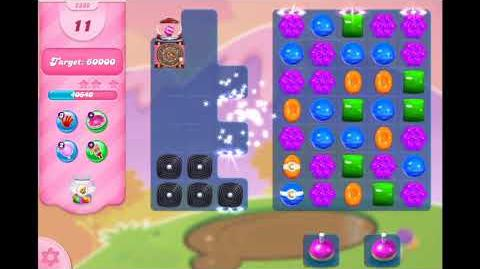 Candy Crush Saga - Level 2866 - with boosters