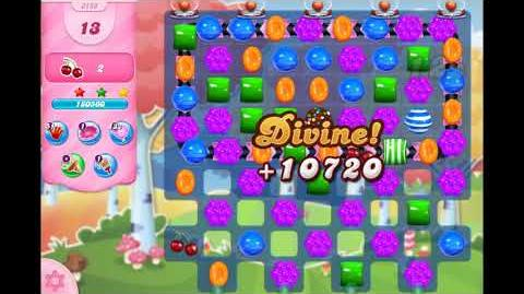 Candy Crush Saga - Level 3153 ☆☆☆