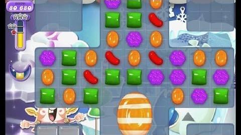 Candy Crush Saga Dreamworld Level 258 - 3 Stars NB