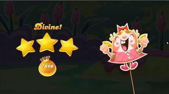 Candy Crush Saga LEVEL 7820 NO BOOSTERS LAST LEVEL