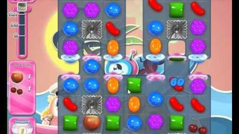 Candy Crush Saga Level 1550 NO BOOSTER (2nd Version)