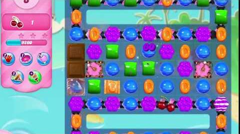 Candy Crush Saga Level 3012 NO BOOSTERS (second version)