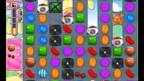 Candy Crush Saga Level 629 ✰✰ No Boosters 131 140 pts