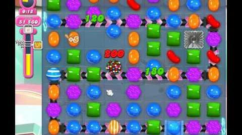 Candy Crush Saga Level 1828 ( New with 50 Seconds ) No Boosters 3 Stars