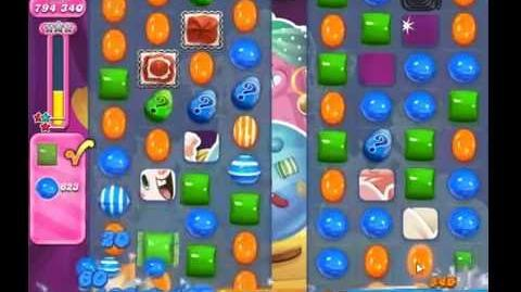 Candy Crush Saga Level 2000 - NO BOOSTERS