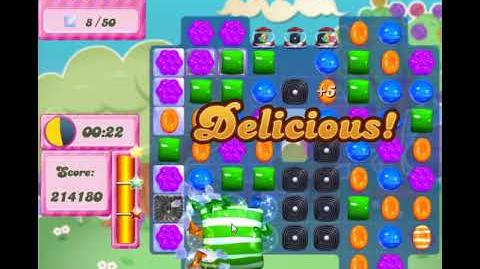 Candy Crush Saga Level 2700+ Group -- level 2791 -- Timed level-- No boosters ☆☆☆