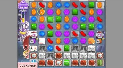 Candy Crush DREAMWORLD Level 350 3*
