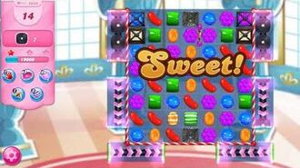 Candy Crush Saga - Level 4693 - No boosters ☆☆☆