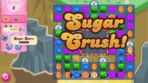 Candy Crush Saga - Level 4715 - No boosters ☆☆☆