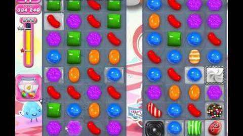 Candy Crush Saga - level 1116 (3 star, No boosters)