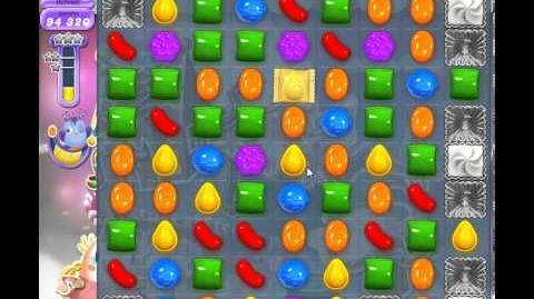Candy Crush Saga Dreamworld Level 144 No Booster 3 Stars
