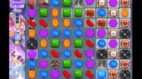 Candy Crush Saga Dreamworld Level 540 (No booster, 3 Stars)