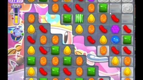 Candy Crush Saga Dreamworld Level 617 (Traumwelt)