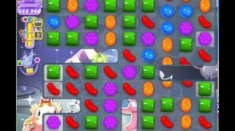 Candy Crush Saga Dreamworld Level 84