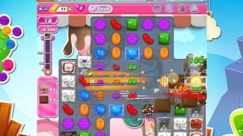 Candy Crush Saga LEVEL 1614