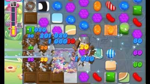 Candy Crush Saga LEVEL 750