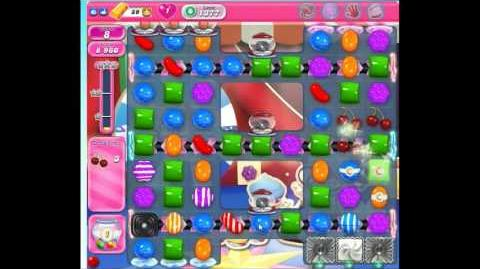 Candy Crush Saga Level 1377 No Boosters
