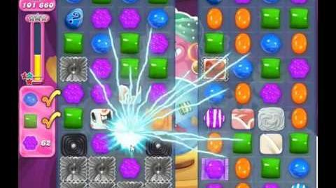 Candy Crush Saga Level 2000 - NEW (1st Revision)