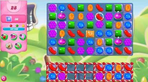 Candy Crush Saga Level 3249 NO BOOSTERS