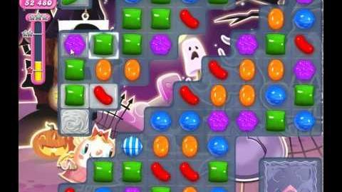 Candy Crush Saga Level 721
