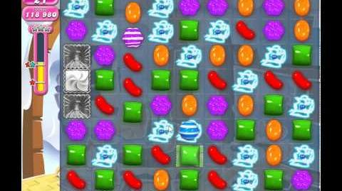 Candy Crush Saga Level 822 (No booster, 3 Stars)