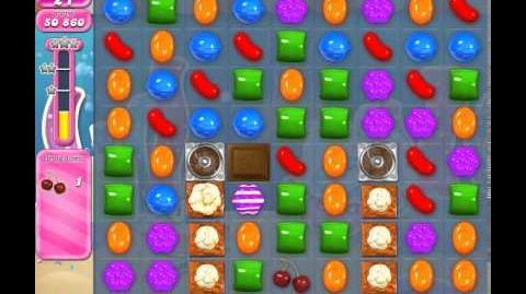 Candy Crush Saga Level 925 (No booster, 3 Stars)