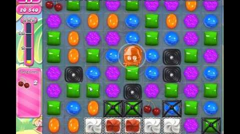 Candy Crush Saga - Level 631 - No Boosters