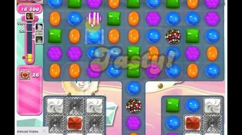 Candy Crush Saga Level 1831