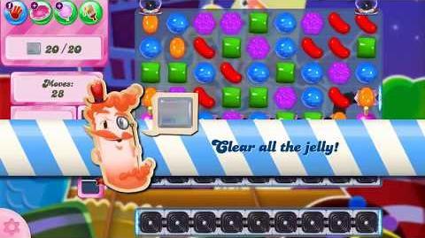 Candy Crush Saga Level 2526