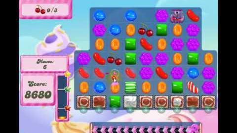Candy Crush Saga Level 2773 One Free Switch 1Star 2700plus Group Redesigned 151017