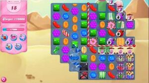 Candy Crush Saga Level 4828 NO BOOSTERS