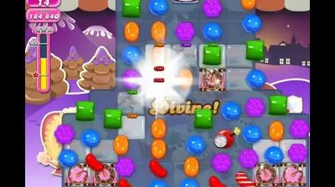Candy Crush Saga Level 1398