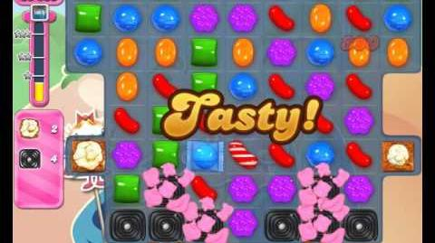 Candy Crush Saga Level 1601 NO BOOSTER (2nd Version)