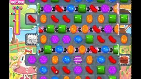 Candy Crush Saga Level 595