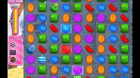Candy Crush Saga Level 821